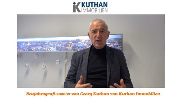Ludwigshafen –  Kuthan Immobilien wünscht ein frohes neues Jahr