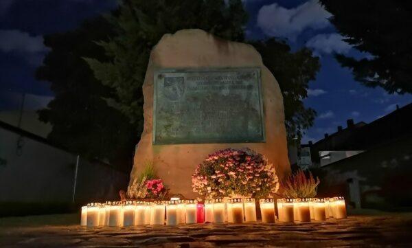 """Frankenthal – """"Lichter gegen Dunkelheit"""" – Gedenken für die Opfer des Nationalsozialismus"""