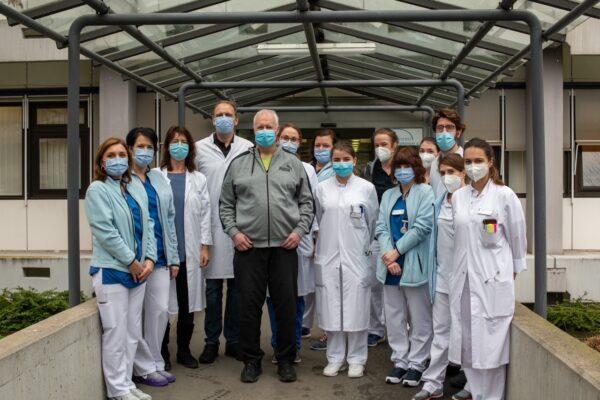 Heidelberg – SRH: Parkinson-Patienten eine Teilhabe ermöglichen! Das SRH Kurpfalzkrankenhaus Heidelberg behandelt den 300. Parkinson-Patienten mittels individualisierter Komplextherapie