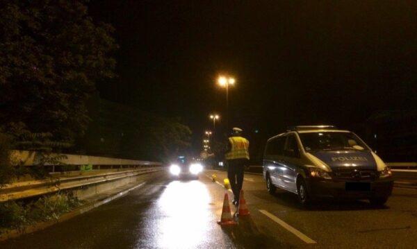 Worms – Autobahnpolizei Ruchheim – Tuningkontrolle auf der Autobahn 61