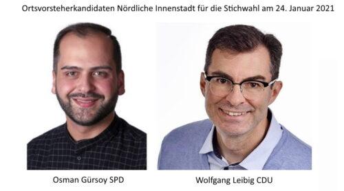 Ludwigshafen – Stichwahl in der Nördlichen Innenstadt – Ergebnispräsentation im Internet