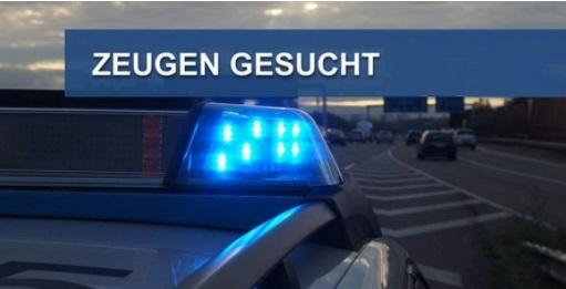 Ludwigshafen – Nach Unfall geflüchtet – Zeugen gesucht