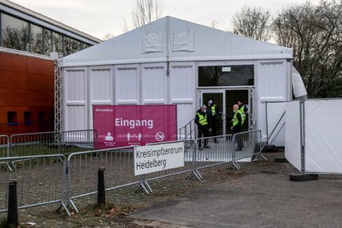 Heidelberg – Kreisimpfzentrum: Betrieb im Gesellschaftshaus Pfaffengrund startet am 22. Januar! Vorerst ein Öffnungstag pro Woche – Terminvergabe für berechtigte Personen ab 19. Januar möglich