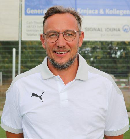 """Mannheim – """"Wir sind in den Planungen sehr, sehr weit!""""Marc Ritschel, Leiter des VfR- Nachwuchszentrums, im Interview mit Dustin Paczulla"""