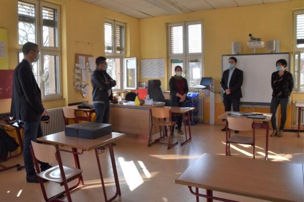 Landau – Tablets für Schülerinnen und Schüler sind startklar – Leihgeräte werden ab sofort an Landauer Schulen ausgegeben