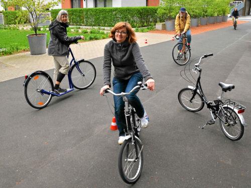 Heidelberg – Radlernschule für Erwachsene – Neuer Kurs ab April!