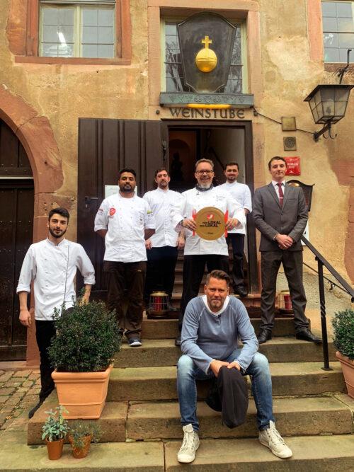 """Heidelberg – """"Schlossweinstube"""" gewinnt bei """"Mein Lokal, Dein Lokal"""": Im regionalen Restaurant-Wettstreit der Kabel Eins Doku-Soap schneidet Martin Scharff am besten ab"""