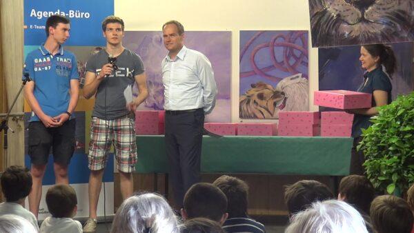 """Heidelberg – Schulen sind beim """"Earth Day"""" am 22. April aktiv"""