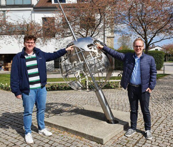 Walldorf – Für ein Abenteuer in die USA! Jens Brandenburg vergibt Vollstipendium für die USA