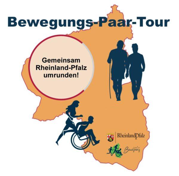 Ludwigshafen – Bewegungs-Paar-Tour Rheinland-Pfalz startet in Ludwigshafen
