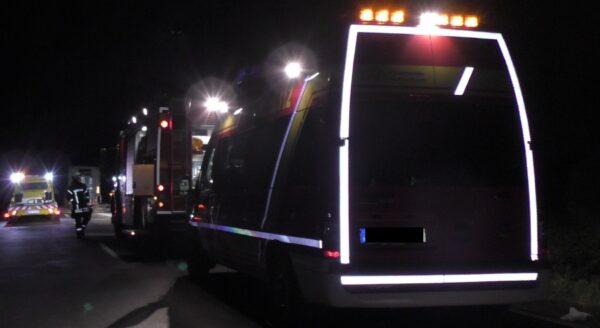 Mannheim – NACHTRAG – Tödlicher Unfall – Sattelzugfahrer verstirbt nach Unfall am Großkraftwerk –  Zeugen gesucht