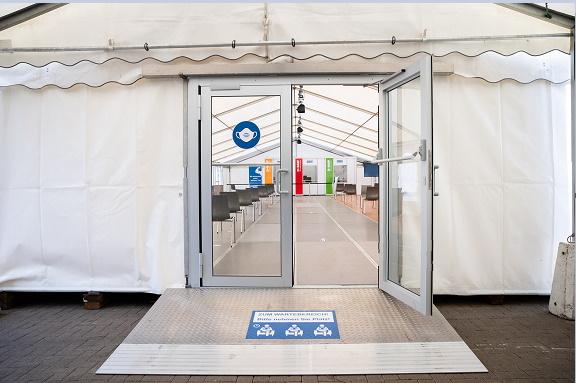 Ludwigshafen – BASF startet Corona-Impfungen am Standort Ludwigshafen