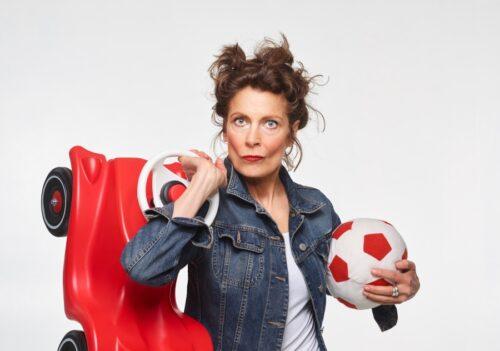 Mannheim – Madeleine Sauveur: Lassen Sie mich durch – Ich bin Oma!