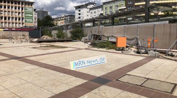 Ludwigshafen – OB Steinruck stößt Diskussion für neues Rathaus am Berliner Platz an