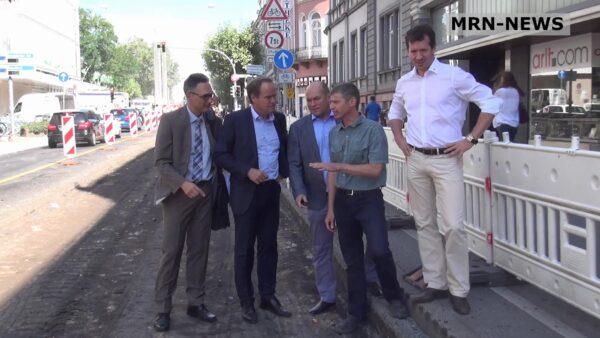 Heidelberg – Das sind die wichtigsten Baustellen 2021