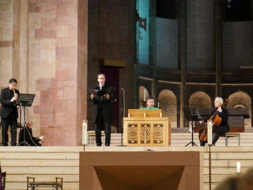 Speyer – Gesang und Orgel – Andachten zur Osterzeit werden fortgeführt