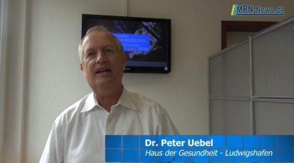 Ludwigshafen – Hausärzte dürfen impfen – Dr.Peter Uebel im MRN-News Interview zum Impfstart in den Hausarztpraxen