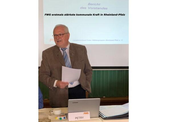 Kaiserslautern – Keine Windräder im Pfälzerwald – FREIE WÄHLER (FWG) fordern klares Bekenntnis des Bezirkstags