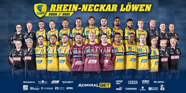 Mannheim – Die Rhein-Neckar Löwen haben das EH-Hinspiel nur knapp verloren