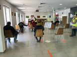 Weinheim – Große Impfaktion bei der AWO Rhein-Neckar in Weinheim