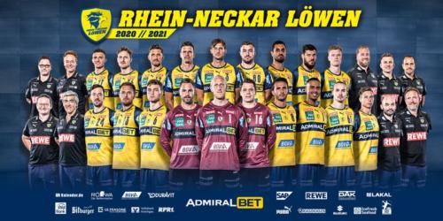 Heidelberg – Die Rhein-Neckar Löwen stehen nach Heimsieg im Final Four-Turnier in Mannheim