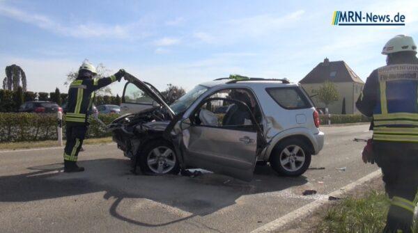 Rhein-Pfalz-Kreis – 2. NACHTRAG – Schwerer Unfall auf L533 Mutterstadt – Limburgerhof wird zum tödlichen Unfall