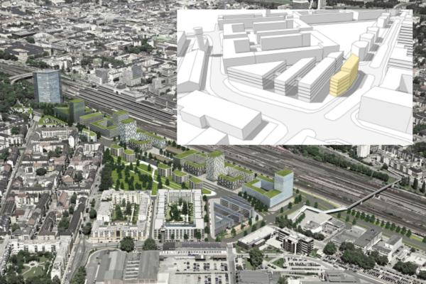 Metropolregion – Mannheim – Grünes Licht für Innovationszentrum Green Tech