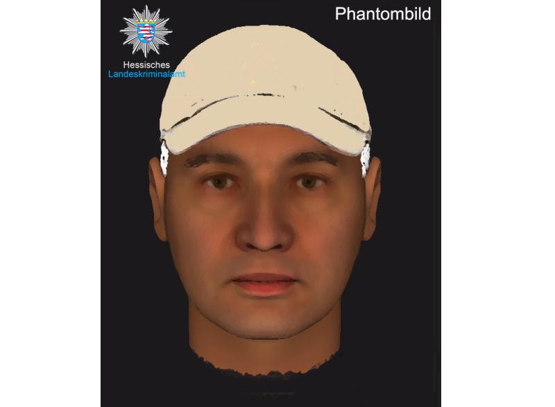 Bensheim – Kripo sucht mit Phantombild nach Sexualstraftäter