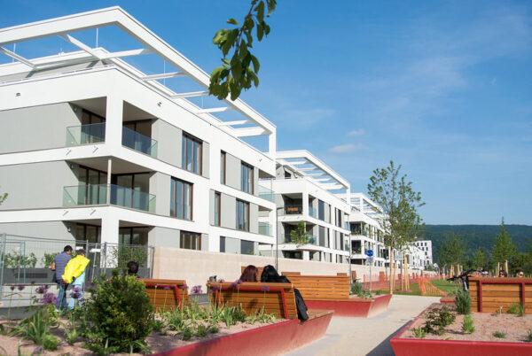 Heidelberg – Bahnstadt: Start für Kopernikusquartier: Gemeinderat beschließt Bebauungsplan – 206 neue Wohnungen und Gewerbeflächen geplant!