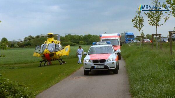 BAB 5/ St. Leon-Rot – NACHTRAG – Verkehrsunfall auf A5 zwischen Kronau und Walldorf