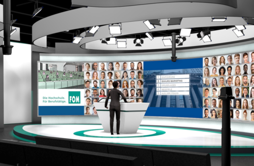 Mannheim – Neue Chancen, berufsbegleitend zu studieren! FOM Hochschule informiert online über digitales Live-Studium