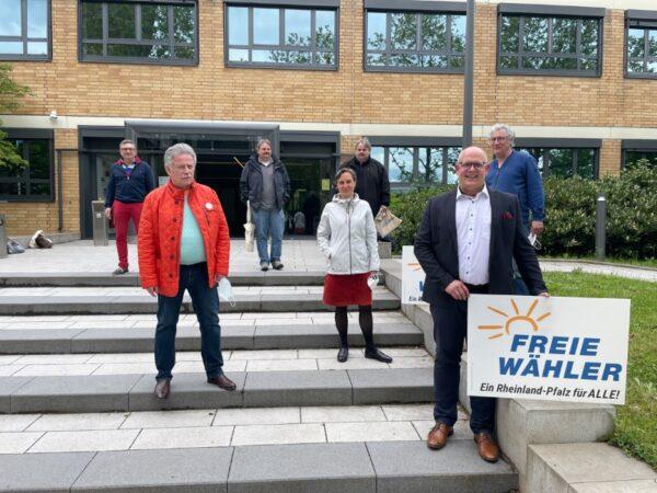 Ludwigshafen – FWG-Verein erhält parteilichen Arm – Freie Wähler gründen Kreisvereinigung