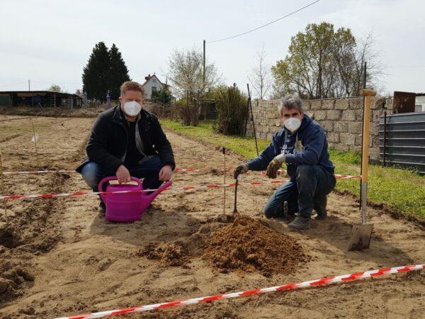 Mannheim – Caritas:  Zweiter Platz beim Umweltpreis der Erzdiözese Freiburg für Gartenprojekte im Stadtteil Schönau und Rheinau