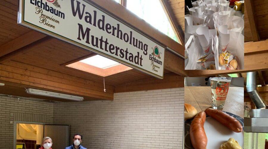Mutterstadt – Gelungene Freude beim Waldfest dehääm am 1. Mai in Mutterstadt