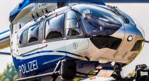 Hemsbach – Polizei sucht nach vermisster 68-jährigen Frau – Polizeihubschrauber im Einsatz