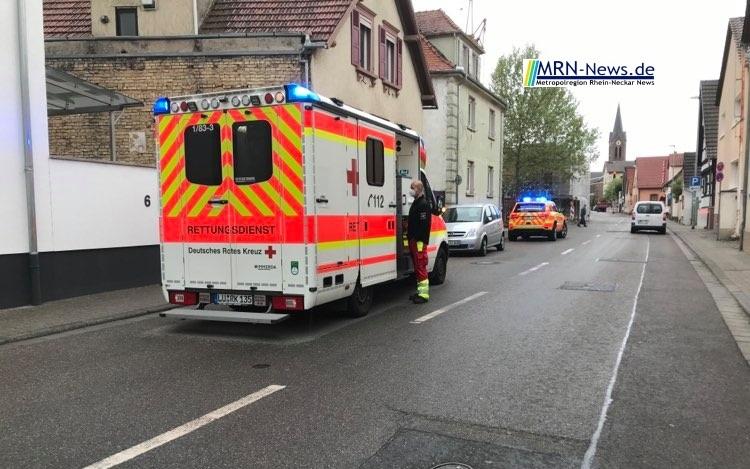 Schifferstadt – Kind von Auto erfasst