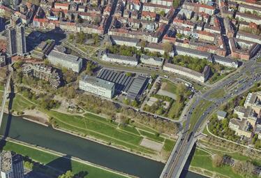 Mannheim –  Gutes Wohnen am Fluss: Bürgerbeteiligung zur Platzgestaltung auf der Schafweide