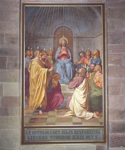 """Speyer – Pfingsten im Speyerer Dom – Feierliche Gottesdienste zum """"Geburtstag der Kirche"""""""