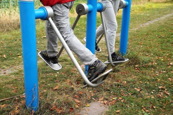 Ludwigshafen – #FWG: Fitness-Parcour in der Gartenstadt