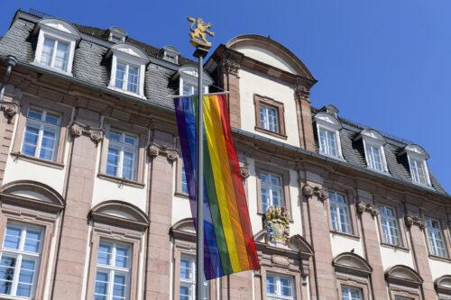 Heidelberg – Aktionstage zum Internationalen Tag gegen LSBTIQ+-Feindlichkeit: Veranstaltungen vom 13. bis 17. Mai digital in der Stadt