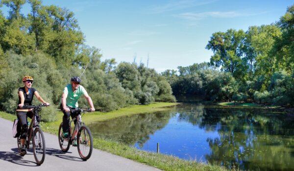 Südpfalz – Germersheim – Neue Radkarte Südpfalz – Tourentipps für Genussradler