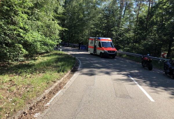 Wilgartswiesen – Tödlicher Motorradunfall