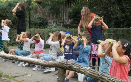 """Landau – """"Zoo-Natur-Erlebnistage"""" und """"Zoo-Natur-Activity"""" – Exklusive Angebote für zweite und fünfte Klassen zu Schuljahresbeginn – Anmeldungen ab sofort möglich"""