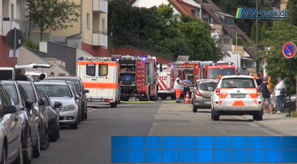 Bad Dürkheim – 2. VIDEO NACHTRAG – Großeinsatz nach Benzingeruch – Mehrfamilienhaus evakuiert – Bedrohungslage Residenz Schönblick beendet