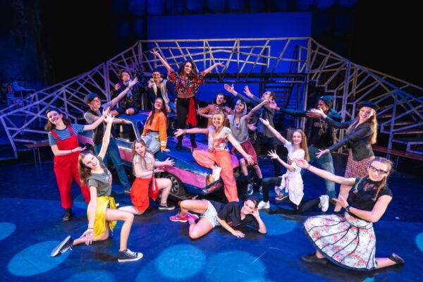 Ludwigshafen – Theater im Pfalzbau startet mit Eigenproduktion des Musicals Fame seinen Spielbetrieb wieder