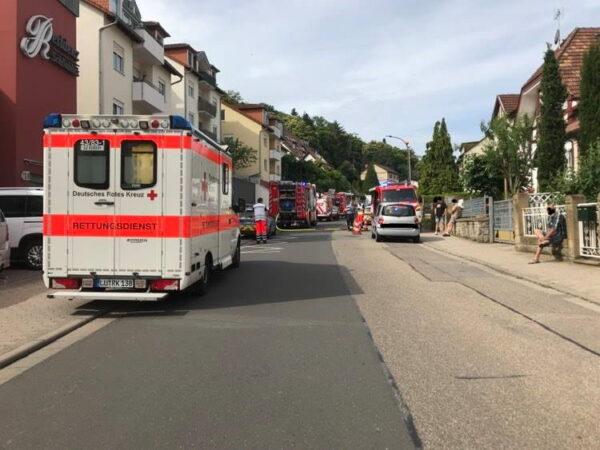 Bad Dürkheim – ERSTMELDUNG: Seebacher Straße wegen Gefahrenlage gesperrt – #Polizeieinsatz