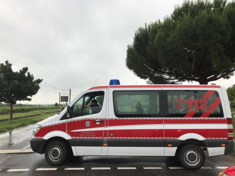 Bad Dürkheim – Unwetter sorgt für massive Verkehrsbehinderungen in Bad Dürkheim und auf der #B37