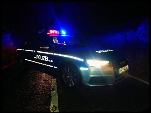 Bad Dürkheim – Witterungsbedingte Verkehrsunfälle