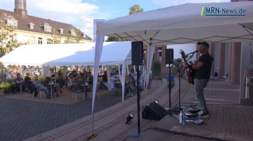 Frankenthal – POP-UP Weingarten am Congressforum Frankenthal immer Donnerstag bis Samstag