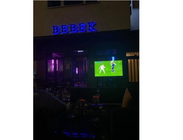 Mannheim – Gemeinsames Fußballerlebnis während der EM
